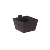 Novacart Dark Brown Disposable Easybake Cube
