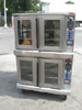 Lang Double Convection Oven Electric ECCO-C5 Used Very Good Condition