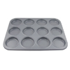 Fox Run Non-Stick Whoopie Pie Pan, 12 Cavities