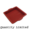 "Silicone Square Cake Mold 7-3/4"" x 1-1/2"" High"