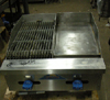 Comstock Castle Countertop Griddle / Lava broiler - Used Condition