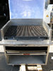 Magikitch'n Charbroiler Model FM-SMB 636 Ceramic Coal Gas -Used