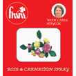 FMM Rose & Carnation Spray DVD with Carol Haycox