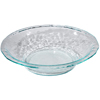 "Textured Acrylic Bowl, 12"" Diameter"