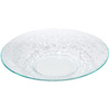 "Gourmet Display Textured Acrylic Bowl, 16"" Diameter - GL950-C"