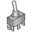 Toggle Switch For Hobart Food Cutters Buffalo