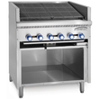 Imperial IABRF-36 Steakhouse Gas Broiler w/Casters - 36""