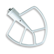 KitchenAid KN256CBT Coated Flat Beater for KP2671, KT2651, KD2661, KP26M