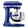 KitchenAid KP26M1XOB Professional 600 Series 6-Quart Stand Mixer, Cobalt