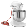 KitchenAid KSM7990WH 7-Quart Bowl-Lift Mixer, White