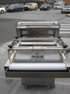 LVO Bread Moulder Sheeter Model # SM-24 Used Excellent Condition