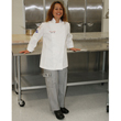 Chef Revival Cuisinier Jacket Ladies QC2000 Poly-Cotton Size Small