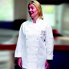 Chef Revival Cuisinier Jacket Ladies 100% Cotton Twill