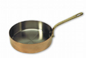 Matfer Copper Saute Pan 1 Quart
