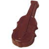 Polycarbonate Chocolate Mold Violin 75x29mm x 10mm High, 12 Cavities