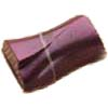 Martellato Polycarbonate Chocolate Mold Curving Oblong 38x25mm x 12mm High, 20 Cavities