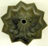 "Nordicware USED Star Bundt Pan, Commercial Non-Stick Interior, 9-3/4"" Inner Diameter, 4"" High—4 Pieces Available"