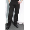 Chef Revival Black Slim Fit Pants QC Lite Poly-Cotton