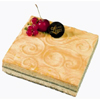 "PCB Textured 3D Sheet for Cakes 14.5"" x 22.5"" Arabesques Design"