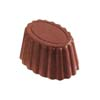 Fat Daddio's Chocolate Mold: Oval 35mm x 26mm x 19mm High, 24 Cavities