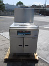 Pitco Gas Donut Fryer With Filter Model # DD24RUFM Used Very Good
