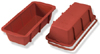 "Flexible Bakeware: Plum Cake 50.7 Oz, 9.45"" x 4.13"" x 2.56"" High"