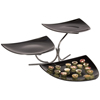 Gourmet Display Triangle Melamine Platter Tier