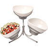 Gourmet Display Tulip Melamine Bowl Tier