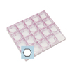Uni-Portion Mold 4 oz. Hexagon, 20 Cavities