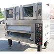 Bongard 2 Deck Electric Oven Model Soleo With 2 Convection Ovens Used Excellent Condition