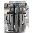 Fetco Coffee Brewer Model CBS-52H with 2 Thermal Dispensers Used Great Condition