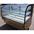 "Federal Curved Glass Refrigerated Bakery Case 59"" Model CGR5942 - Used excellent condition"