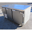 Leader 5' Low Boy Self Contained Cooler Model LB60-S/C Used Excellen Condition