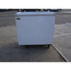 Vest Frost Glass Door Chest Freezer Model # IKG 273 Used Very Good Condition