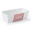 Welcome Home Brands Red Sweet Season Disposable Paper Mini Loaf Pan