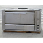 Blodgett Deck Natrual Gas Oven 966, Used Good Working Condition