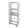 Channel 414S-OR Side Load Stainless Steel Bun Pan Oven Rack - 10 Pan