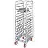Channel AXD-UTR-10 10 Pan Heavy-Duty Aluminum Steam Table / Bun Pan Rack - Assembled