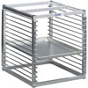 "Channel RIW-13S 13 Pan Stainless Steel End Load 25"" x 20 1/2"" x 23"" Sheet / Bun Pan Rack for Reach-Ins - Assembled"