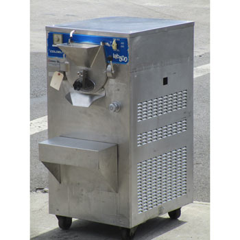 Coldelite Batch Ice Cream Maker Model LB-500, Very Good Condition