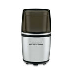 Cuisinart Stainless Steel Electric Spice & Nut Grinder 3.2 Oz Capacity
