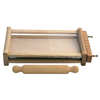 Eppicotispai Chitarra Pasta Cutter, with Rolling Pin Included