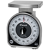 Escali MS-Series Mechanical Dial Scale - 5 lbs x 1/2 oz