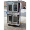 Garland MCO-GS-20-S Master Gas Convection Oven Double Deck, Great Condition