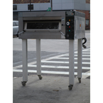 Gemini DC-12-DD Sveba Dahlen Pizza Oven With Steam, Very Good Condition