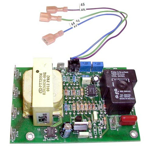 Lincoln OEM # 369465, Temperature Control Board with Plug and 3 Wires