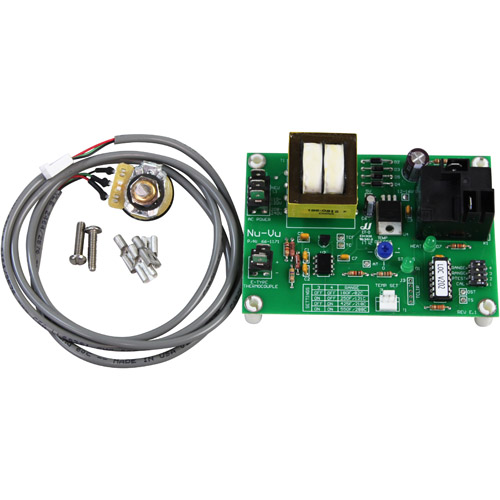 Middleby Marshall OEM # 252-4001, Temperature Control Board with Potentiometer for Ovens