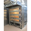 Miwe Condo 4 Deck Electric Oven with Elevator CO 4.1212, Used- Like New