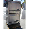 Peerless C131NS Double Deck Gas Pizza Oven, Good Condition