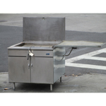 "Pitco 34"" Donut Fryer Model 34P Natural Gas, Great Condition"